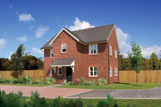 "Thumbnail Detached house for sale in ""Westwood"" at Church Road, Warton, Preston"