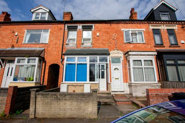 3 bed terraced house for sale in Selly Hill Road, Selly Oak, Birmingham B29