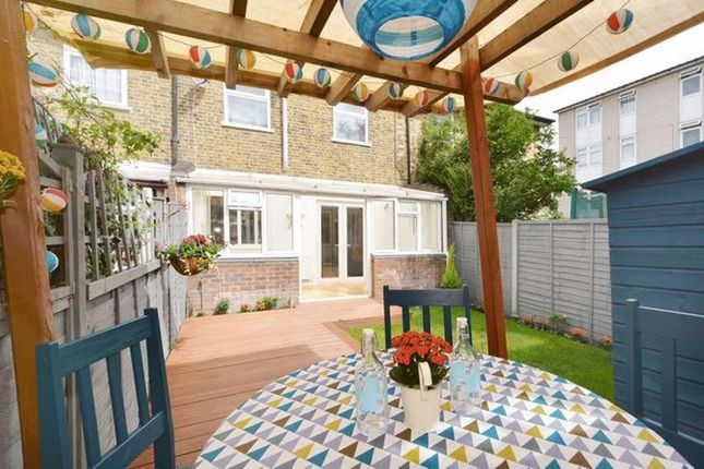 Thumbnail Terraced house for sale in Parsonage Street, London