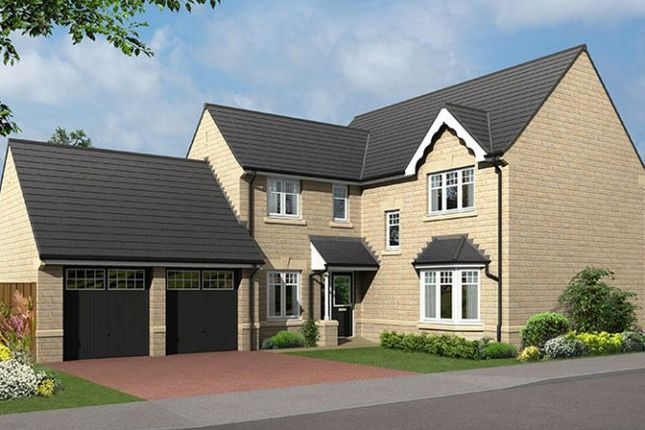 """Thumbnail 4 bed detached house for sale in """"The Hereford"""" at Roes Lane, Crich, Matlock"""