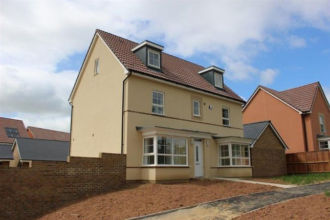 Thumbnail Detached house for sale in Wyndham Park, Great Mead, Yeovil