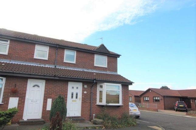 Thumbnail Semi-detached house to rent in Apple Court, New Hartley, Whitley Bay