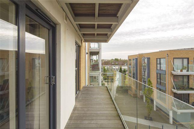 Balcony of Pym Court, Cromwell Road, Cambridge CB1