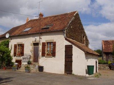 3 bed property for sale in La-Chatre-Langlin, Indre, France