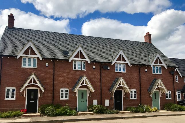 Thumbnail Terraced house for sale in Cotes Road, Barrow Upon Soar