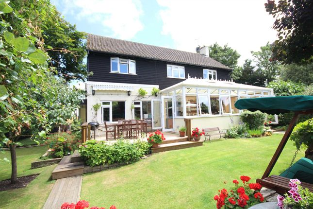 Thumbnail Detached house for sale in Fordhams Row, Rectory Road, Orsett, Grays