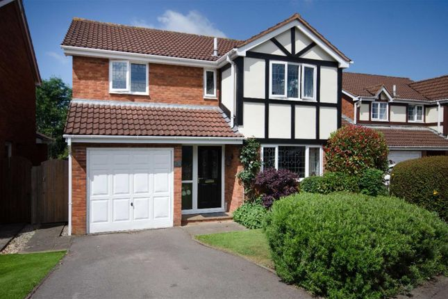 Thumbnail Detached house for sale in Aintree Drive, Downend, Bristol