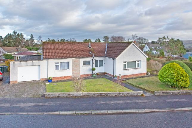 Thumbnail Detached bungalow for sale in Orchil Crescent, Auchterarder