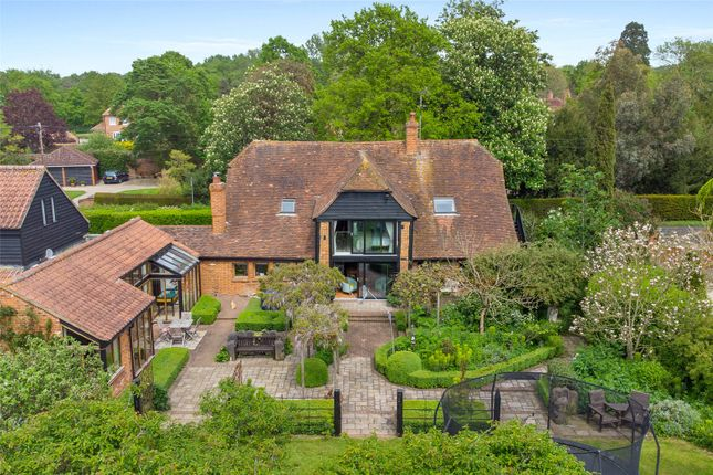 Thumbnail Detached house for sale in Station Road, Wickham Bishops, Witham, Essex