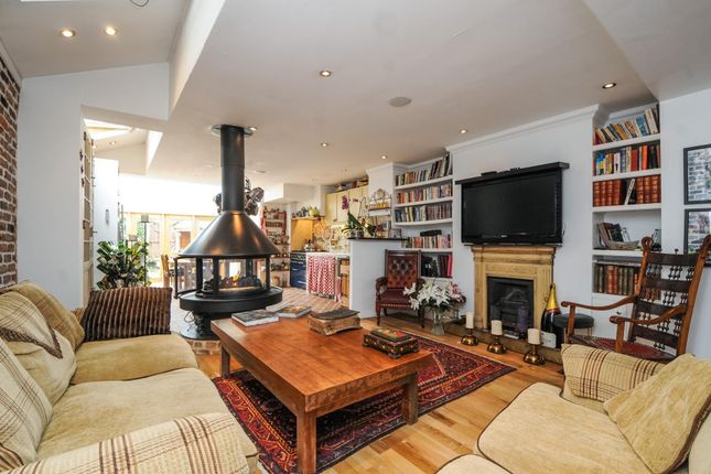 4 bed terraced house for sale in Stephendale Road, London SW6