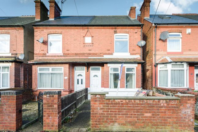 Thumbnail Semi-detached house to rent in Glen Street, Sutton-In-Ashfield