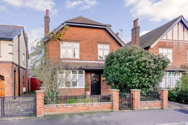 Thumbnail Detached house for sale in Nelson Road, Colchester, Essex