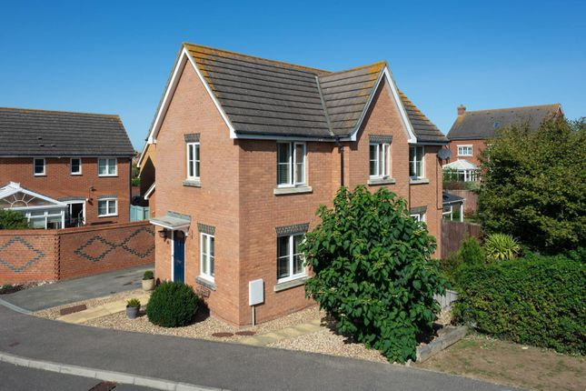 Thumbnail Detached house for sale in Tradewinds, Mariners View, Whitstable