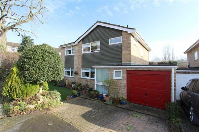 Thumbnail Link-detached house for sale in Cotefield Drive, Leighton Buzzard