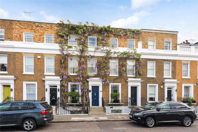 Thumbnail Terraced house for sale in Ovington Street, London
