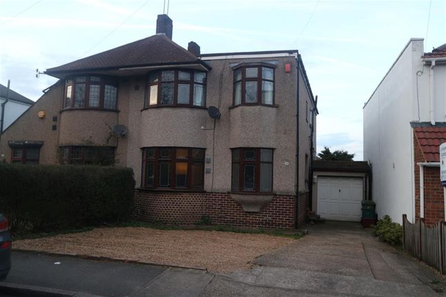 Thumbnail Semi-detached house for sale in Wincrofts Drive, Falconwood