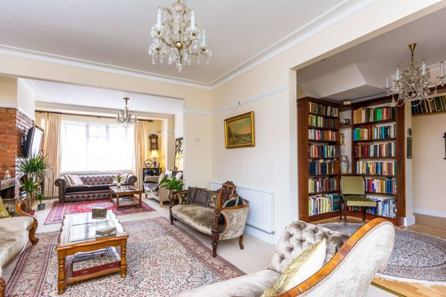 Thumbnail Semi-detached house for sale in Gunnersbury Crescent, Acton