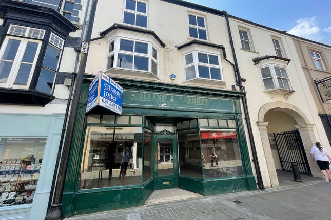 Thumbnail Retail premises to let in Commercial Street, Aberdare