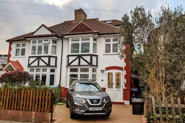 4 bed semi-detached house to rent in Sutherland Grove, Teddington TW11