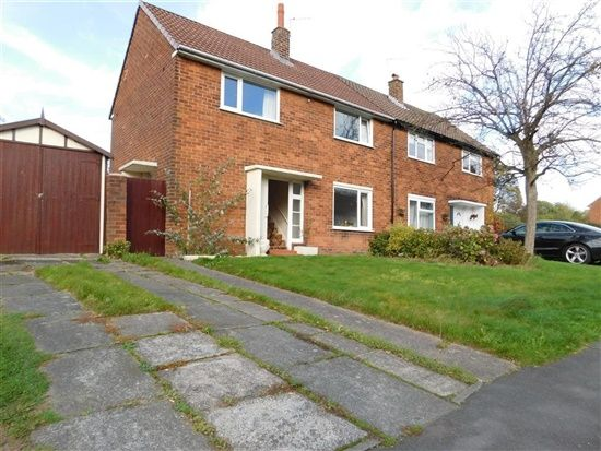 Thumbnail Property to rent in Bannister Drive, Leyland