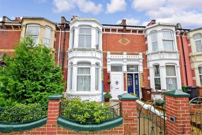 4 bed terraced house for sale in Stubbington Avenue, Portsmouth, Hampshire PO2