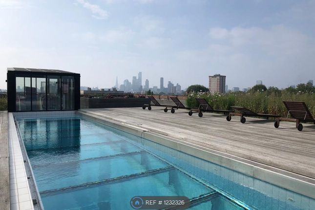Thumbnail Flat to rent in Mentmore Terrace, London