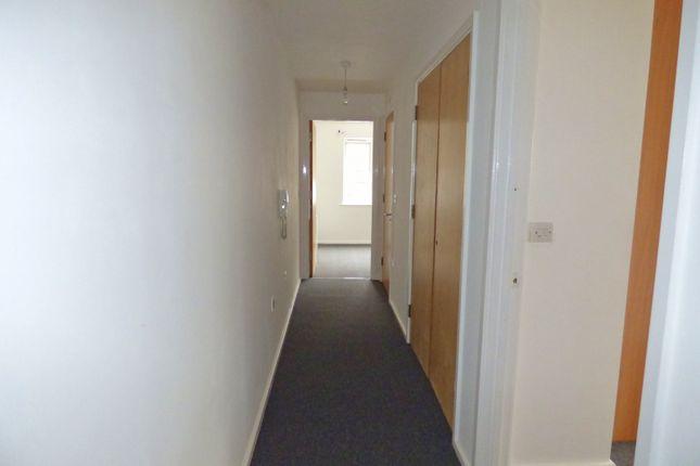 Hallway of Culpepper Close, Edmonton, London N18
