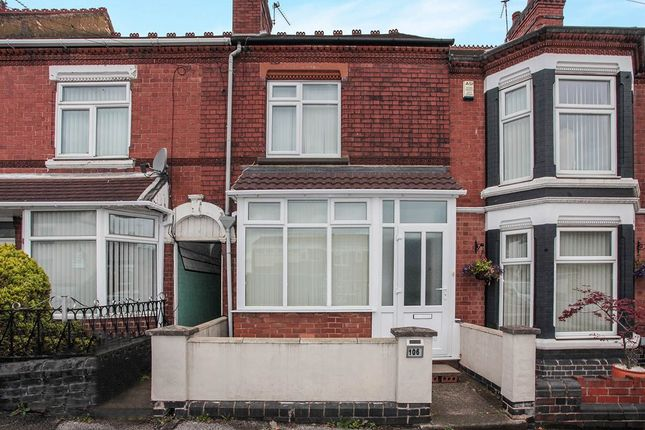 Terraced house for sale in Church Road, Nuneaton