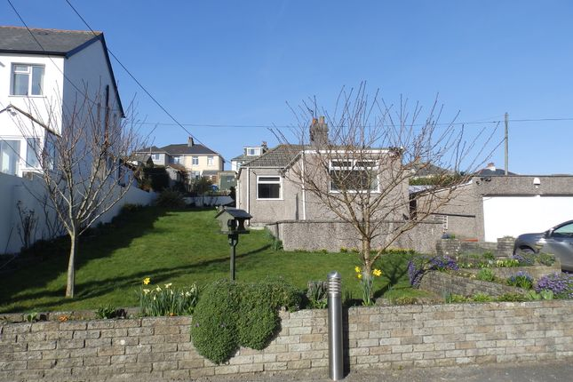 Thumbnail Detached bungalow to rent in Linkadell Villas, Colebrook, Plympton, Plymouth