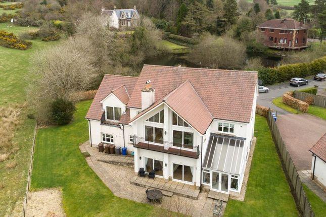 Thumbnail Property for sale in Oakwood, West Glen Road, Kilmacolm