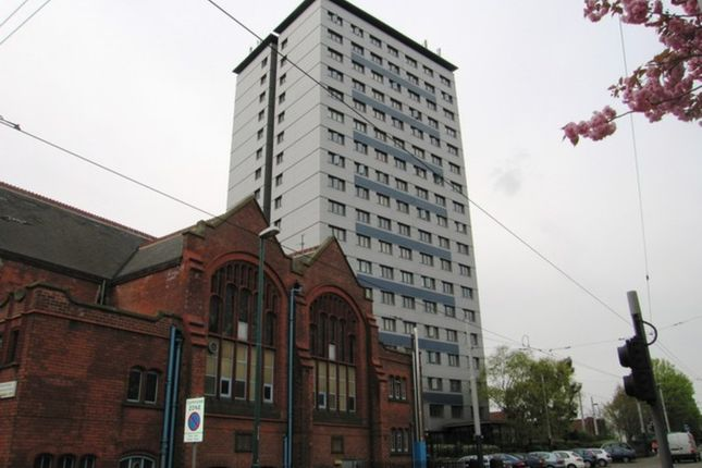 1 bed flat to rent in 40 High Point, Noel Street, Nottingham