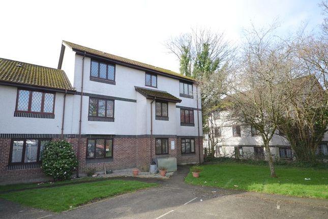 Thumbnail Flat for sale in Penlee Close, Callington