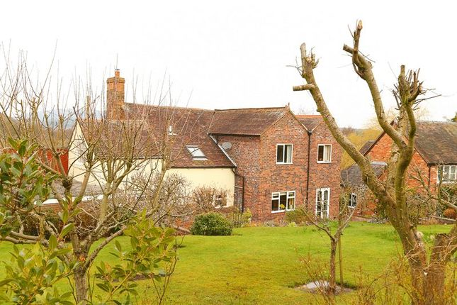 Thumbnail Detached house for sale in Maypole Road, Broseley Wood, Broseley