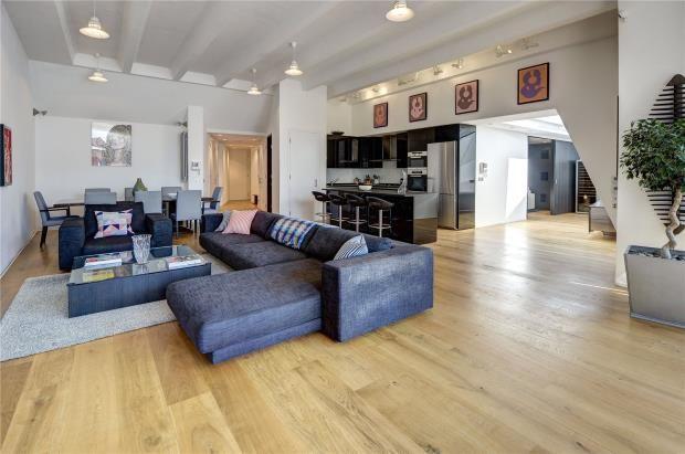 Thumbnail Flat for sale in Macklin Street, Covent Garden