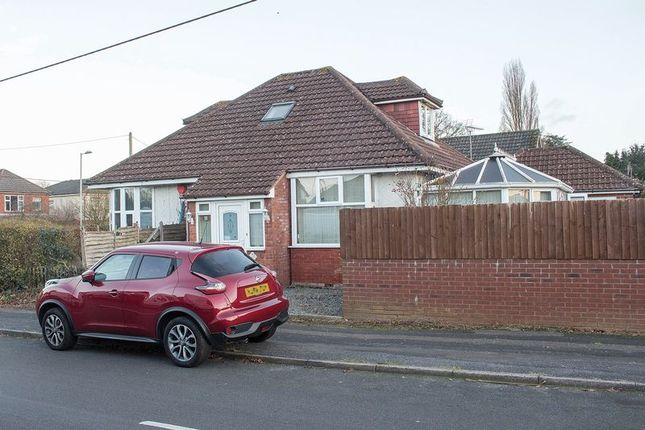 Thumbnail Detached bungalow for sale in Oakmount Avenue, Totton, Southampton