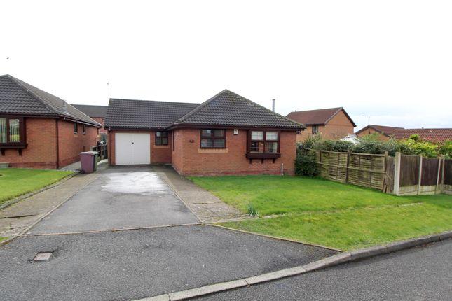 Thumbnail Detached bungalow for sale in Rose Way, Killamarsh, Sheffield