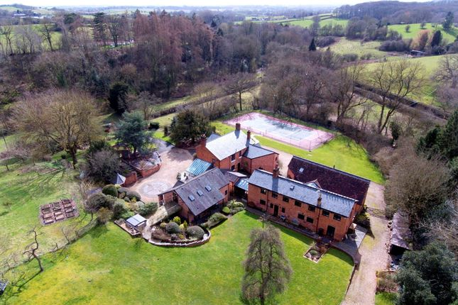 Thumbnail Country house for sale in Rose Lane, Dodford, Bromsgrove, Worcestershire