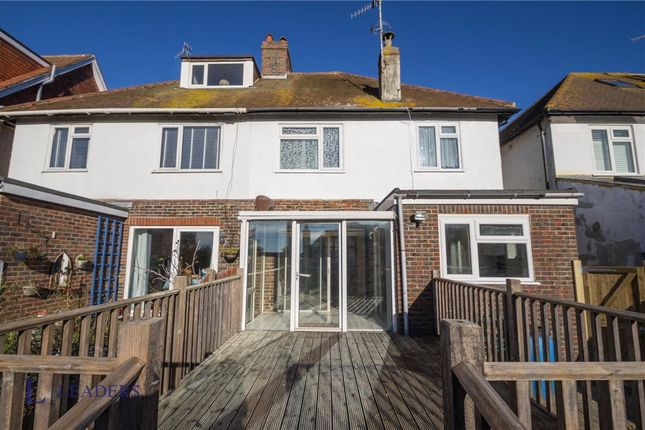 Thumbnail End terrace house for sale in Henley Road, Brighton, East Sussex
