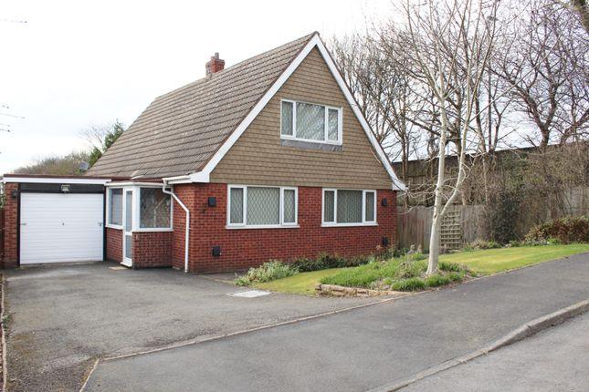 Thumbnail Detached bungalow for sale in Attingham Drive, Great Barr, Birmingham
