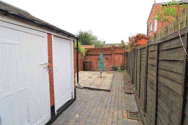 External of Ockerby Street, Bulwell, Nottingham NG6