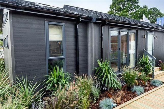 Thumbnail Lodge for sale in Bridge Road, Potter Heigham, Great Yarmouth