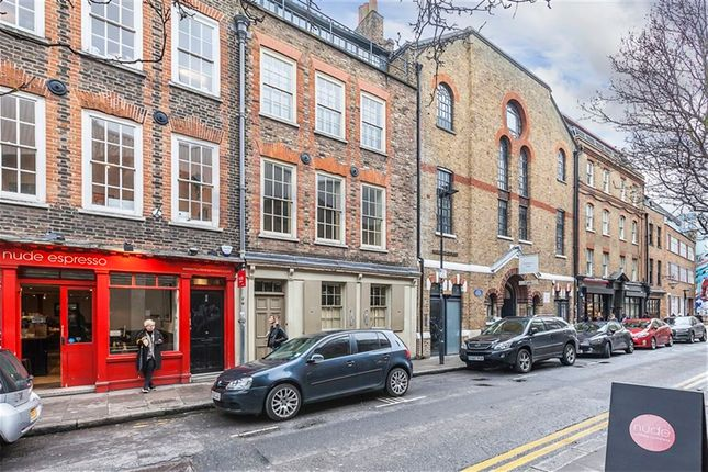 Thumbnail Terraced house to rent in Hanbury Street, Spitalfields