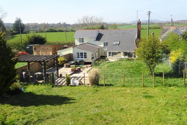 Thumbnail Cottage for sale in Broadclyst, Exeter