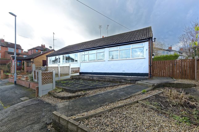 Thumbnail Semi-detached bungalow for sale in Armley Ridge Close, Leeds, West Yorkshire