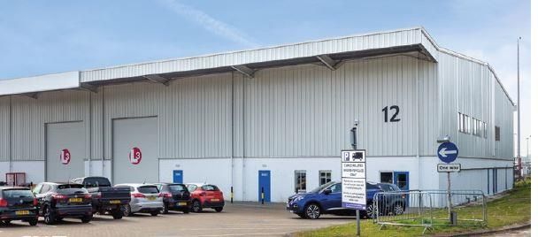 Thumbnail Light industrial to let in Gatwick Airport Distribution Centre, Cargo Road, Horley, West Sussex