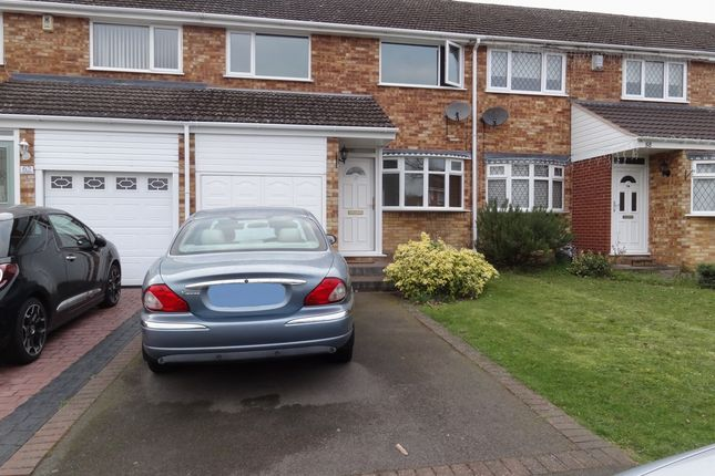 Thumbnail Terraced house for sale in Woodlands Road, Binley Woods, Coventry