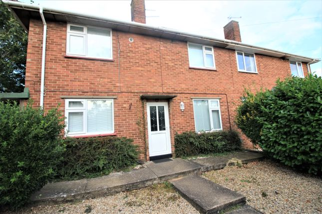 Thumbnail Terraced house to rent in Jordans Close, Norwich