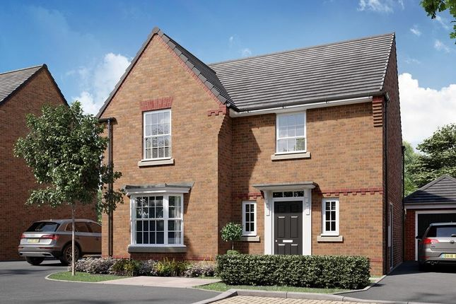 """Thumbnail Detached house for sale in """"Shenton"""" at Brendon Close, Didcot"""