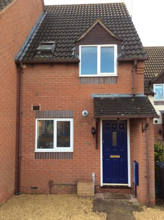 Thumbnail Terraced house to rent in Downy Close, Quedgeley, Quedgeley, Gloucester