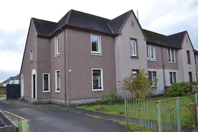 Thumbnail Flat for sale in Main Street, Bellshill